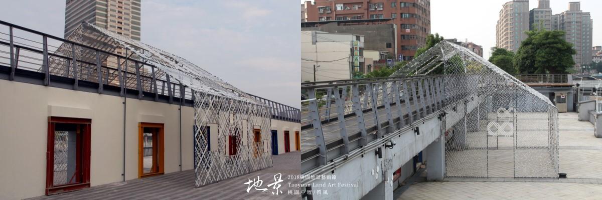 桃園地景藝術節-中壢上河圖